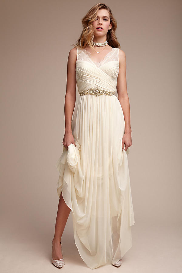 Fleur dress anthropologie for Anthropologie beholden wedding dress
