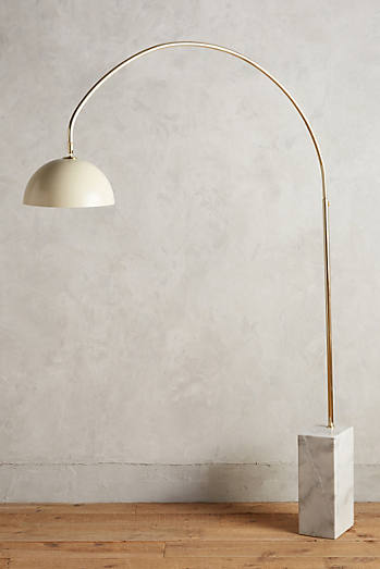 Winding Course Floor Lamp