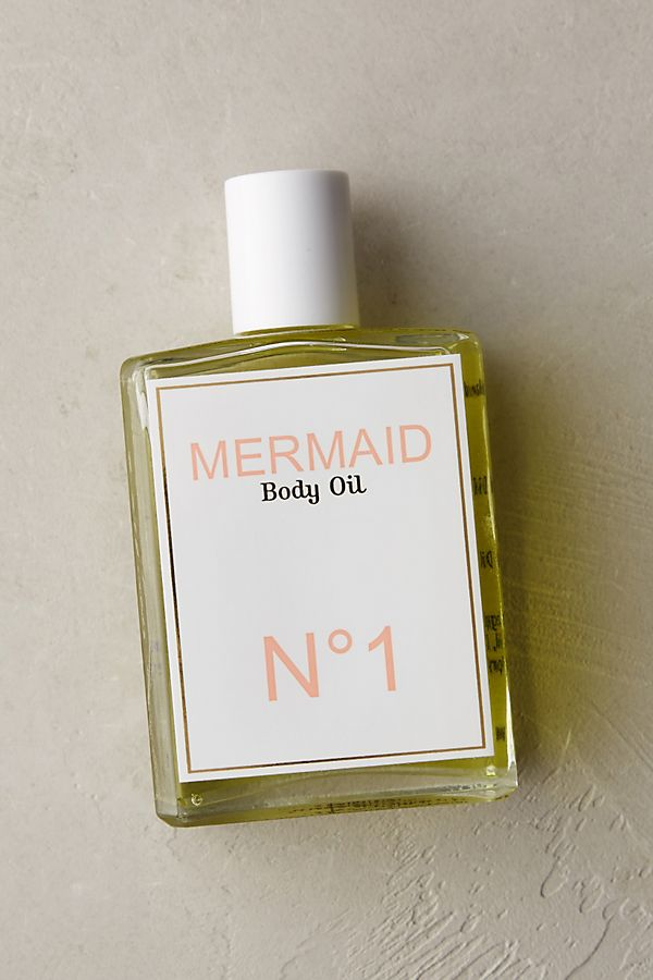 Mermaid Body Oil | Anthropologie