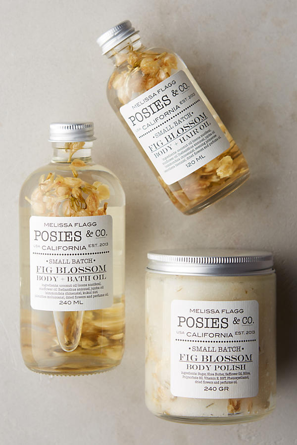 Slide View: 2: Posies & Co. Body & Bath Oil