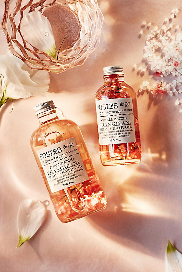 Slide View: 3: Posies & Co. Body & Hair Oil