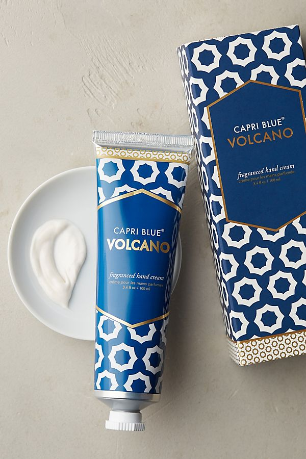 Capri Blue Volcano Hand Cream | Anthropologie