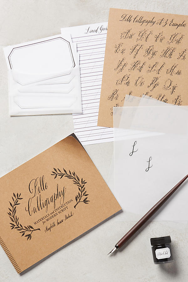Belle calligraphy starter kit