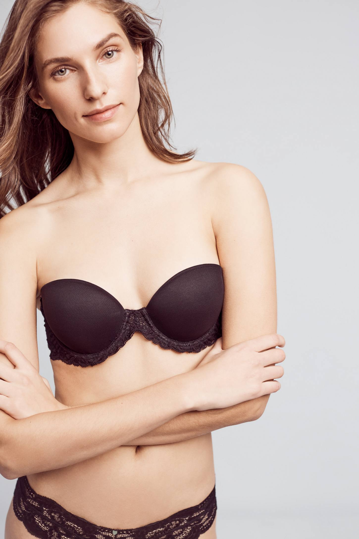 Natori Feathers Convertible Strapless Bra | Anthropologie