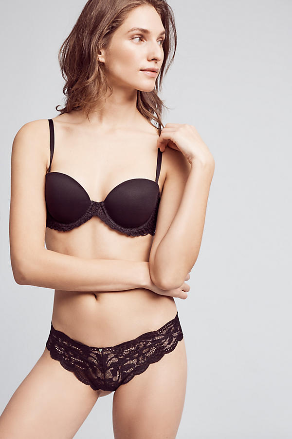 Slide View: 1: Natori Feathers Convertible Strapless Bra