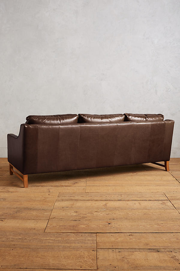 Slide View: 2: Premium Leather Dorada Sofa