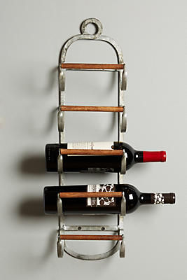 Tack Storage Wine Rack