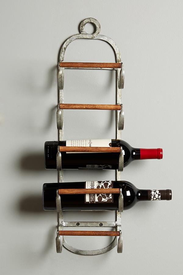 Tack Storage Wine Rack