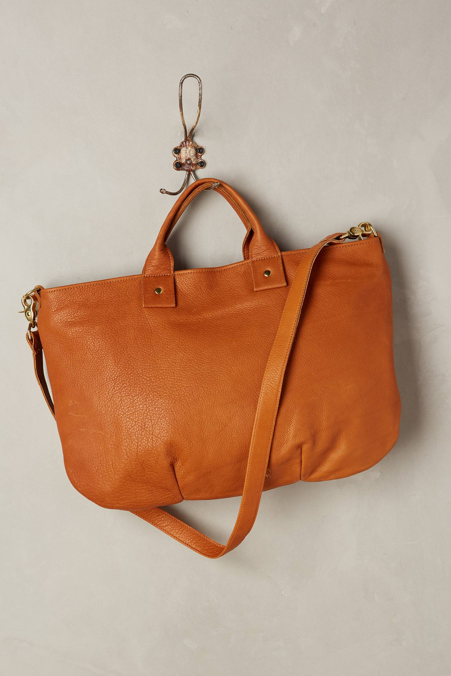 Clare V Messenger Satchel