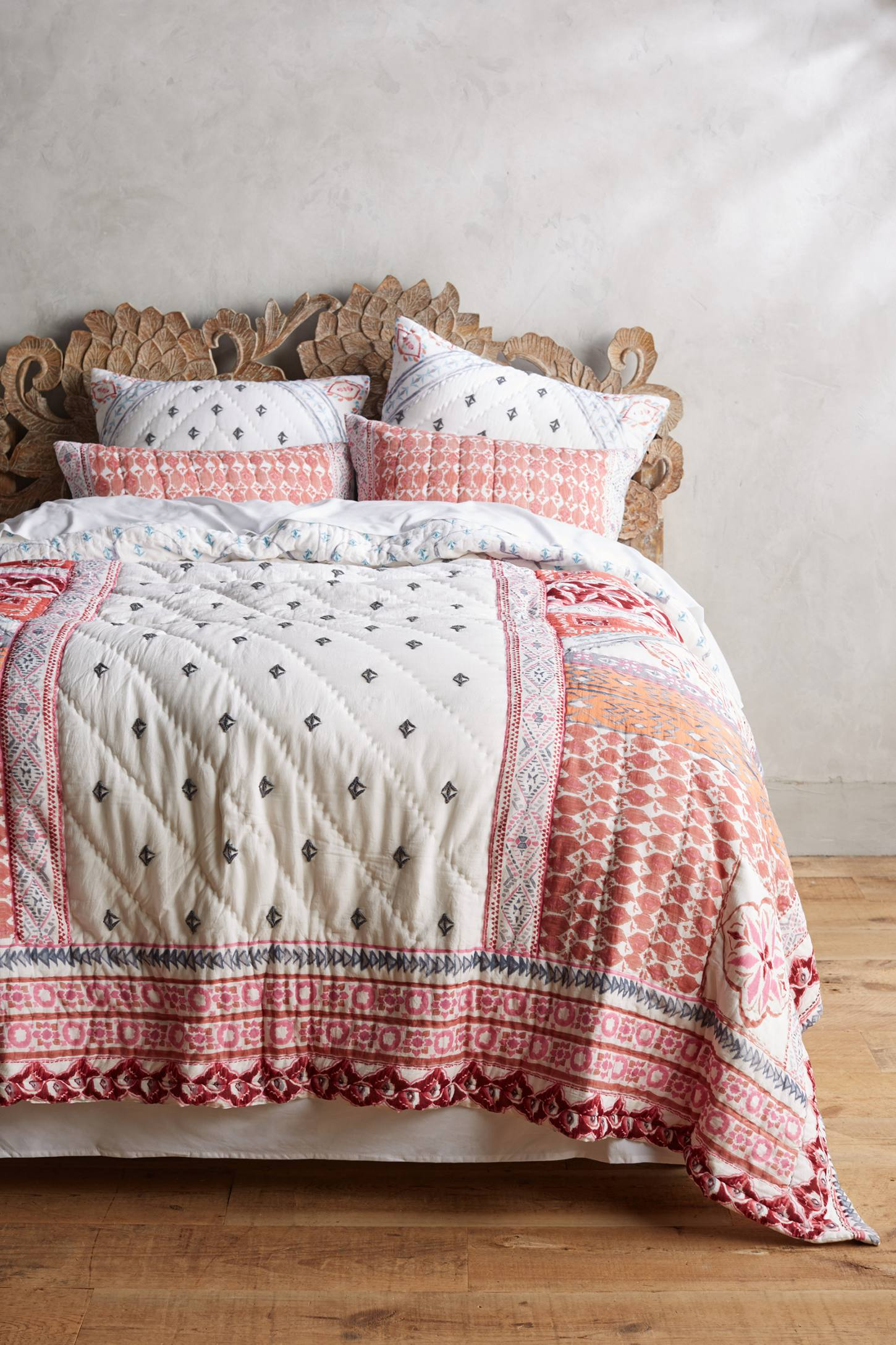 Anthropologie bedding - Slide View 5 Cazorla Quilt