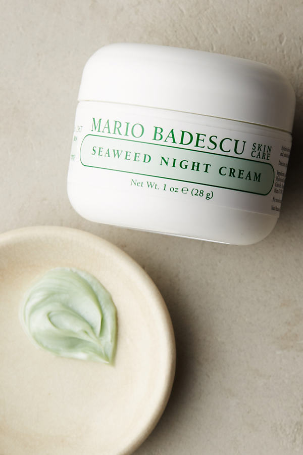 Mario Badescu Seaweed Night Cream - White