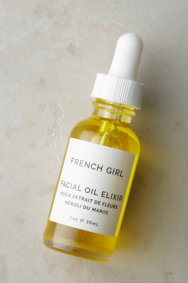 Slide View: 1: French Girl Organics Facial Oil Elixir