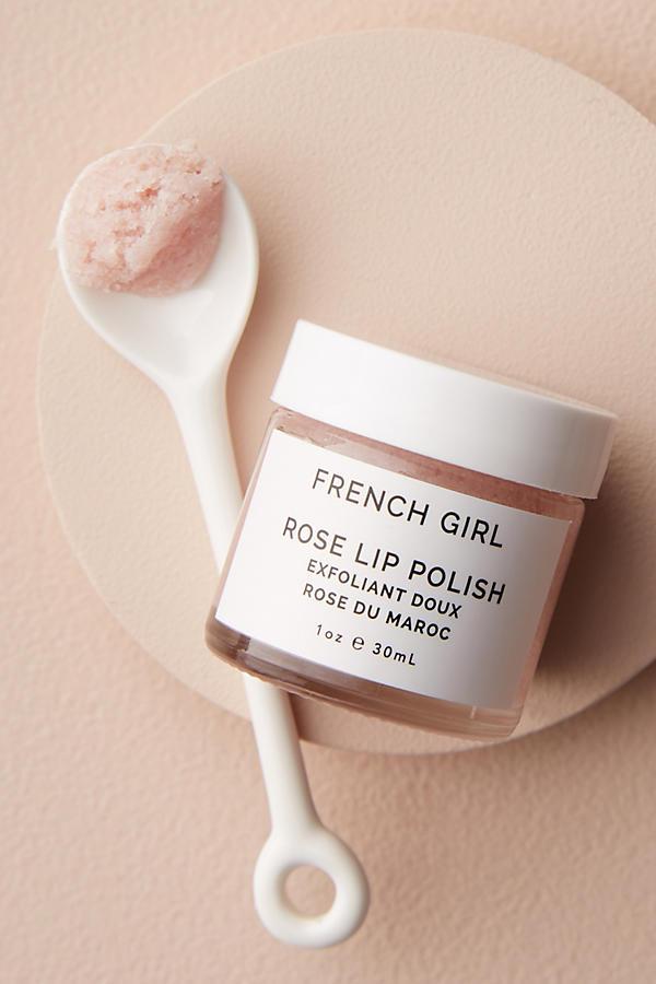 French Girl Organics Rose Lip Polish
