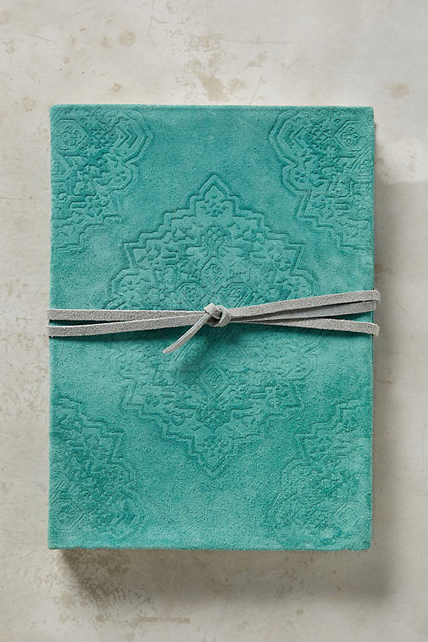 Baltic Journal - Turquoise, Size S