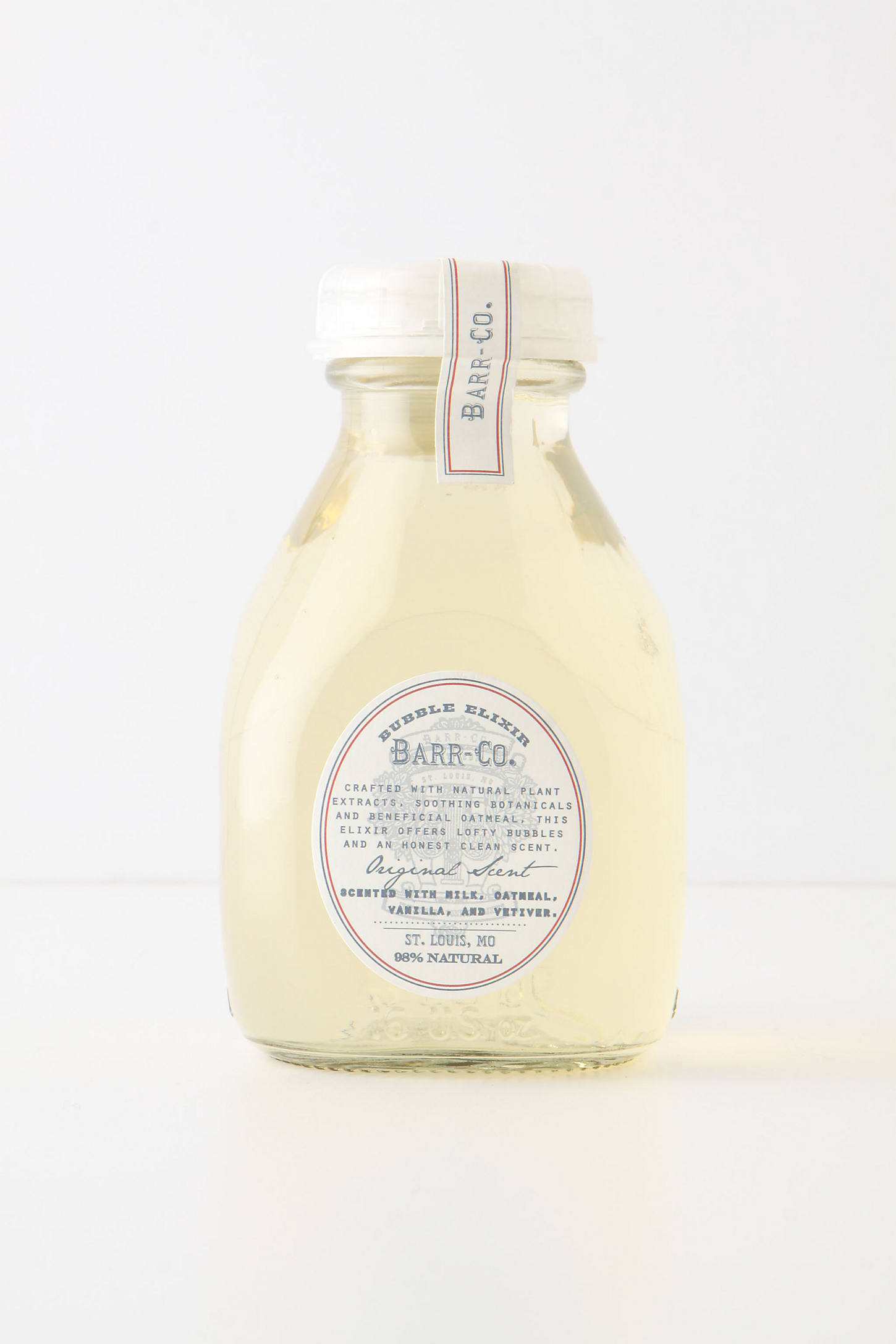 Barr-Co. Bubble Elixir