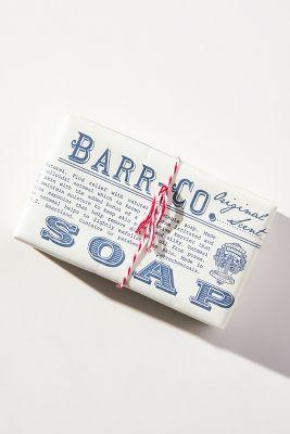Barr Co Bar Soap Anthropologie