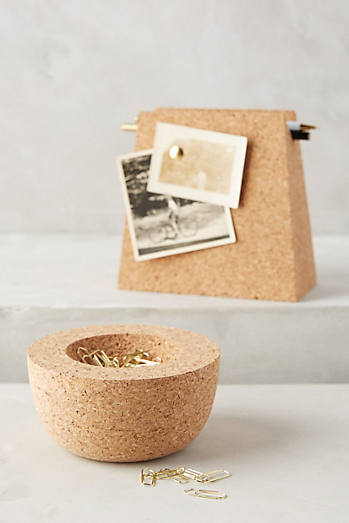 Cork Desk Accessories