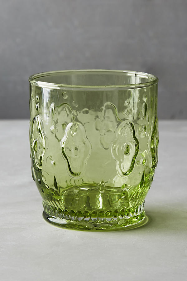 Granada Juice Glass - Green, Size Juice