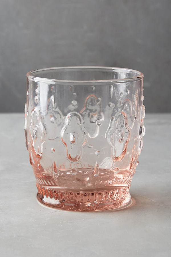 Granada Juice Glass - Pink, Size Juice
