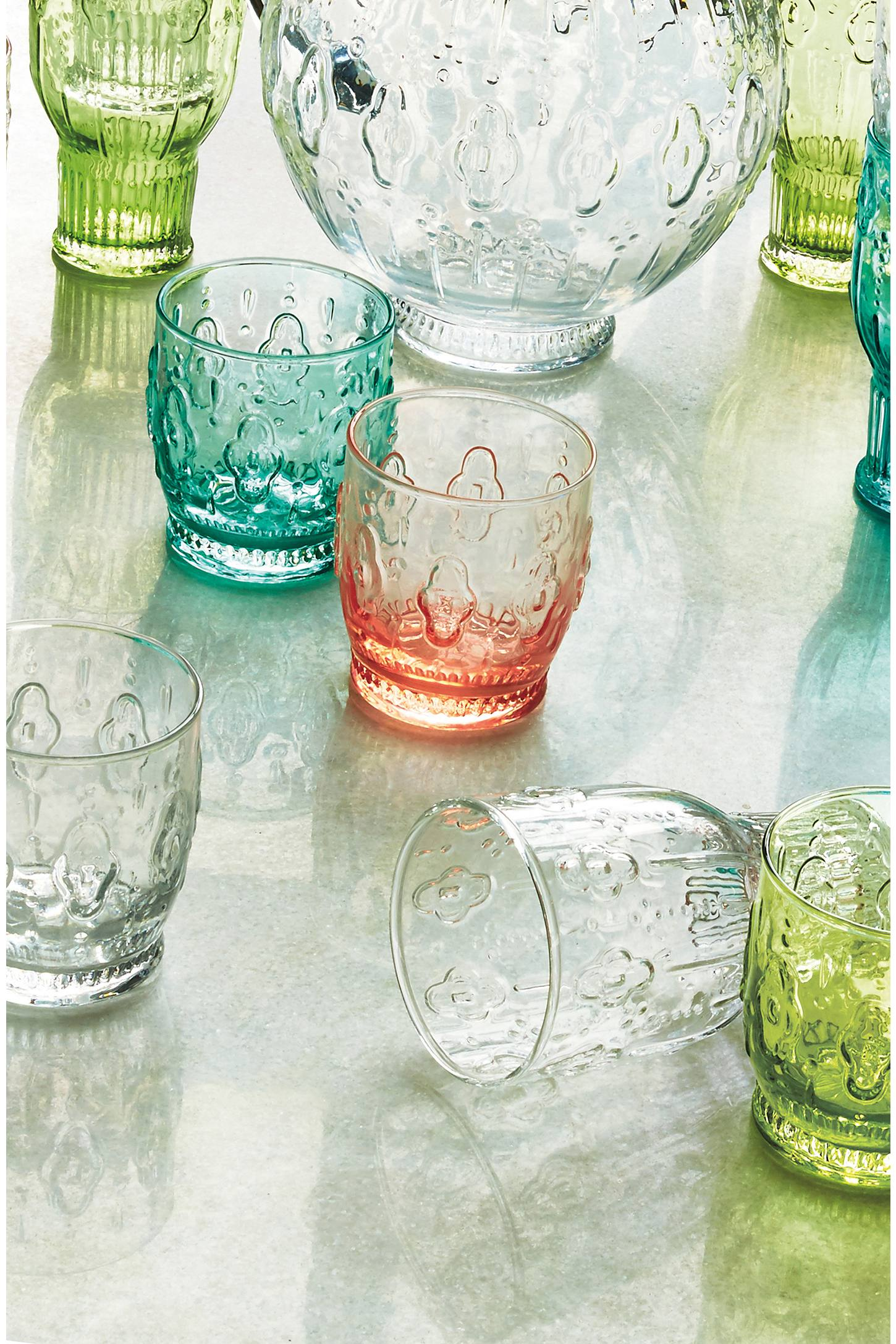 Granada Juice Glass