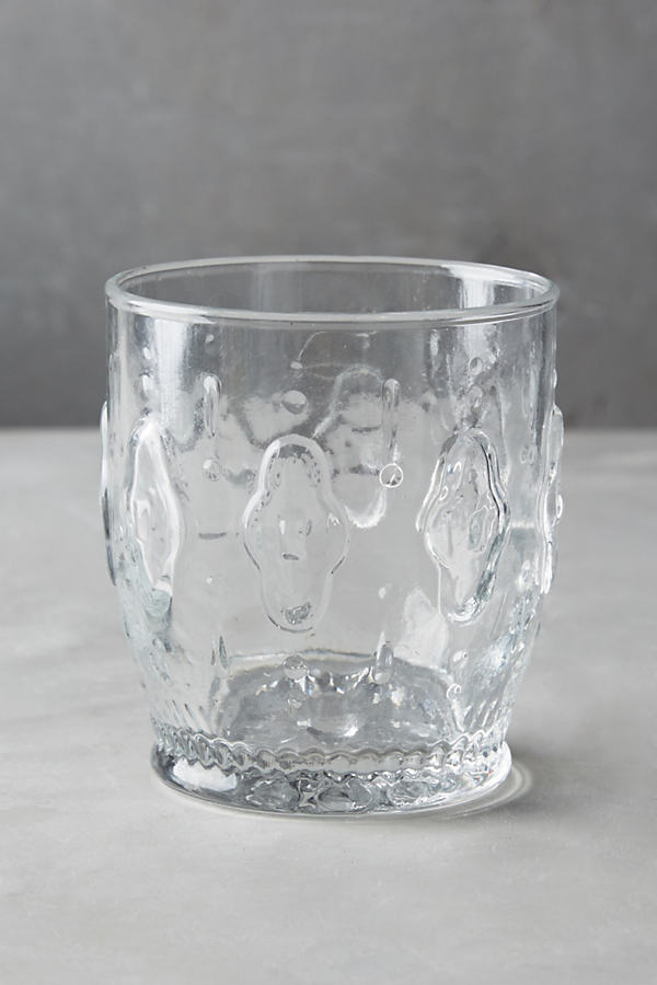 Granada Juice Glass - Clear, Size Juice