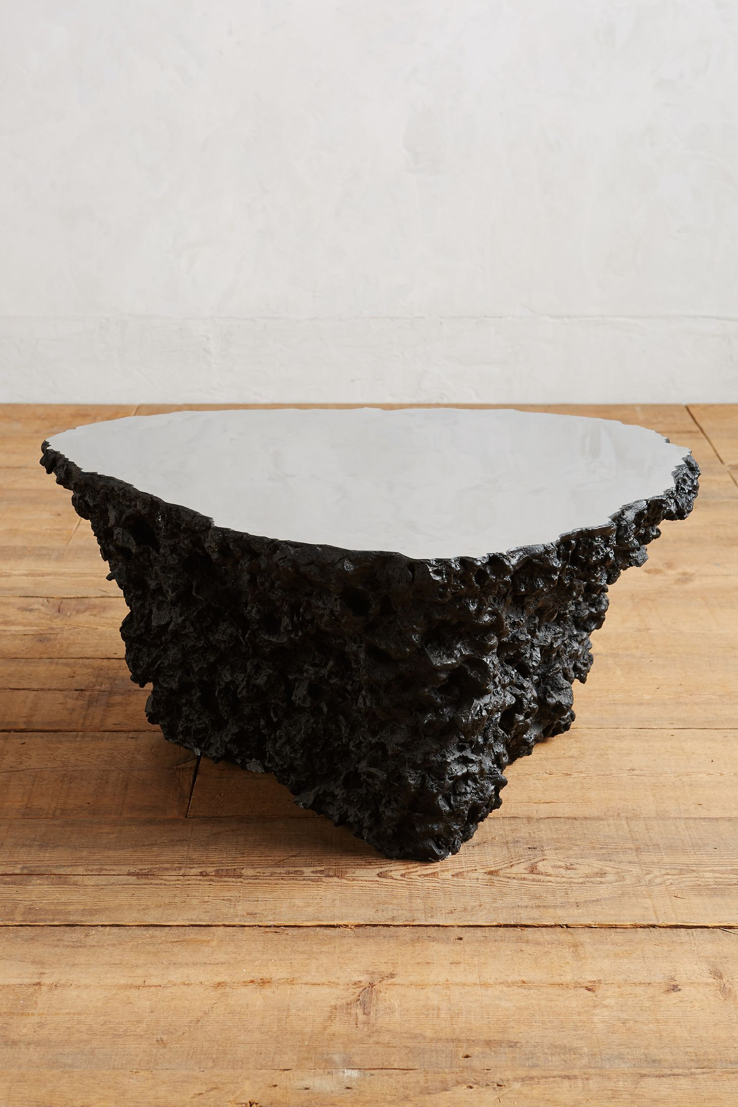 Lava Stone Coffee Table