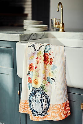 Post-Impressionism Tea Towel