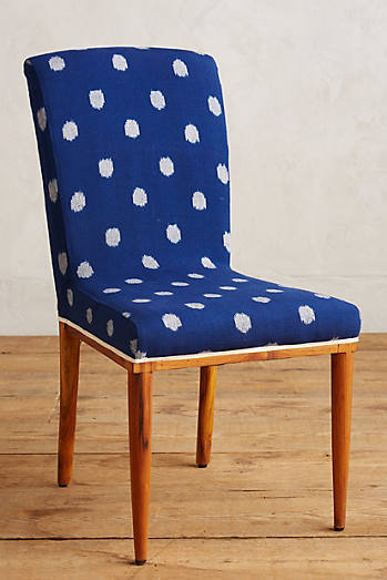 Elza Ikat Dining Chair