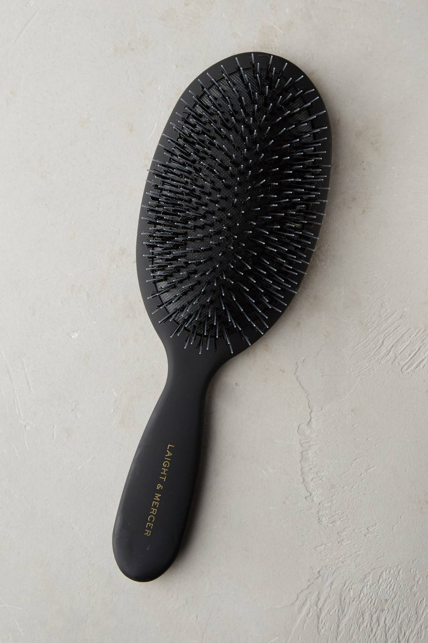 Slide View: 1: Laight & Mercer Dry Brush