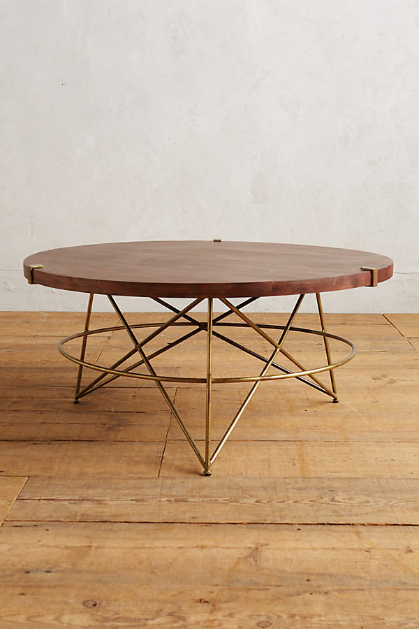 Betelline Coffee Table - Brown