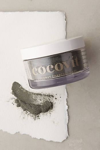 Slide View: 1: Cocovit Coconut Charcoal Face Mask