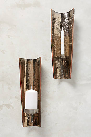 Alcove Candle Holder