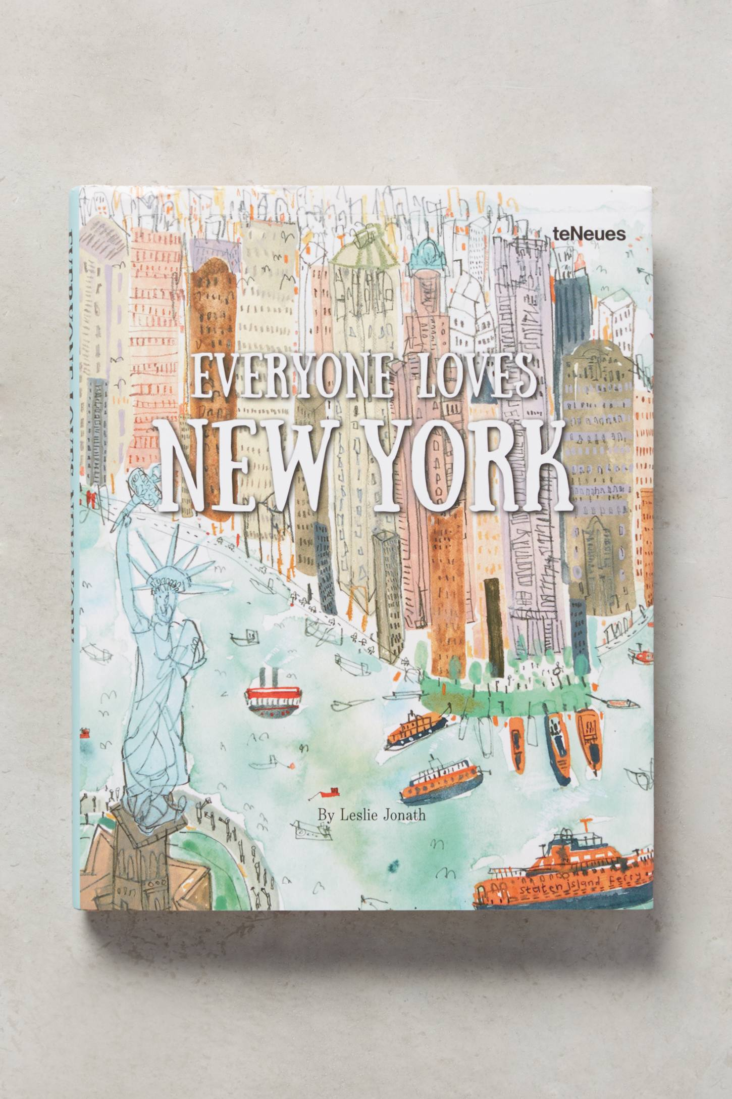 Slide View: 1: Everyone Loves New York