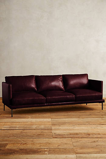 Leather Linde Sofa
