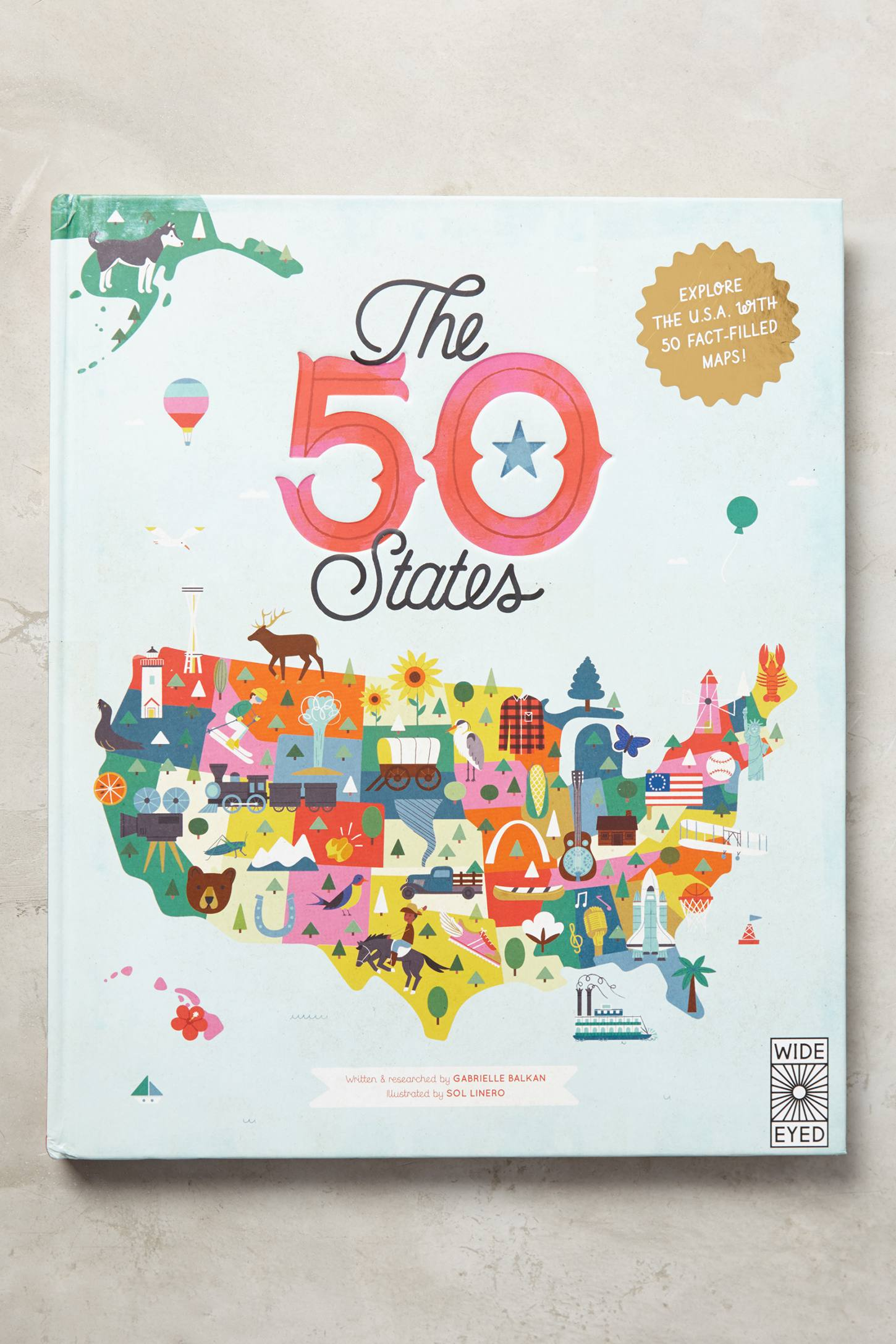 Slide View: 1: The 50 States