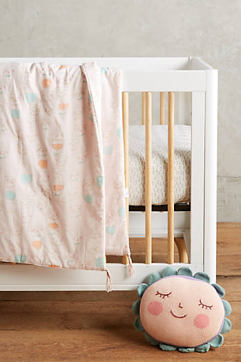 Sleepyhead Toddler Coverlet & Playmat