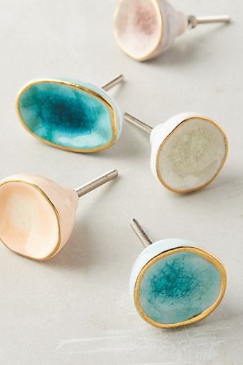 Unique Knobs | Cabinet, Dresser & Drawer Knobs | Anthropologie YM78