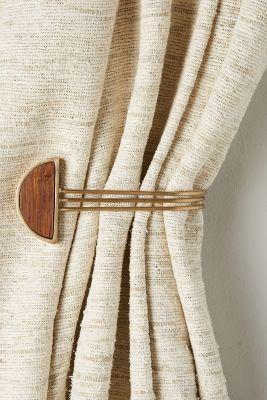 Curtains Ideas anthropologie curtain tie backs : Hemisphere Tieback   Anthropologie