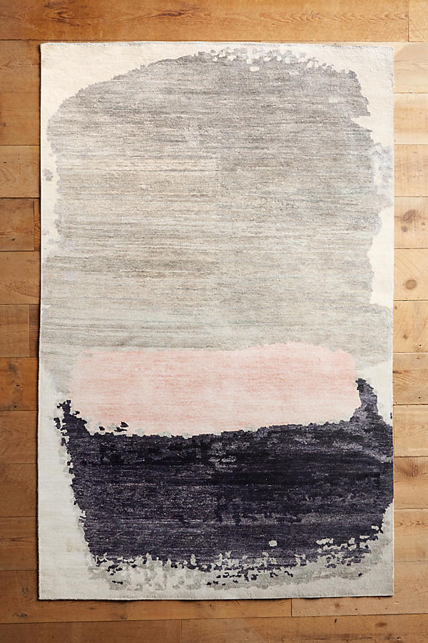 Slide View: 1: Painted Palette Rug