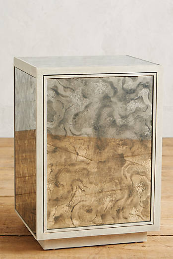 Fontaine Mirrored Nightstand