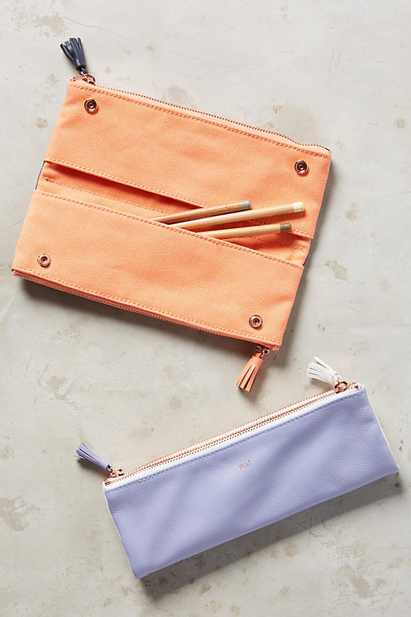 Slide View: 3: Idiom Pencil Pouch