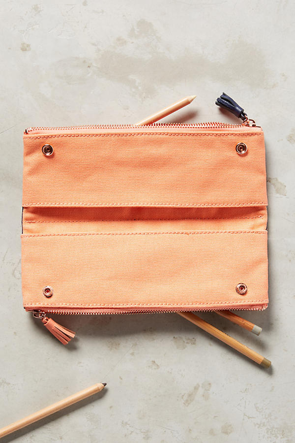 Slide View: 2: Idiom Pencil Pouch