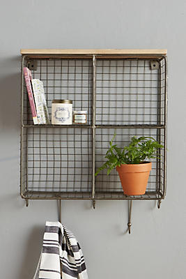 Quadrant Wall Cubby
