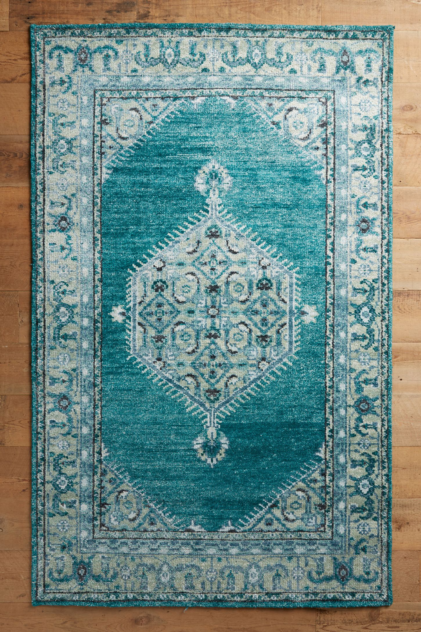 overdyed naima rug | anthropologie