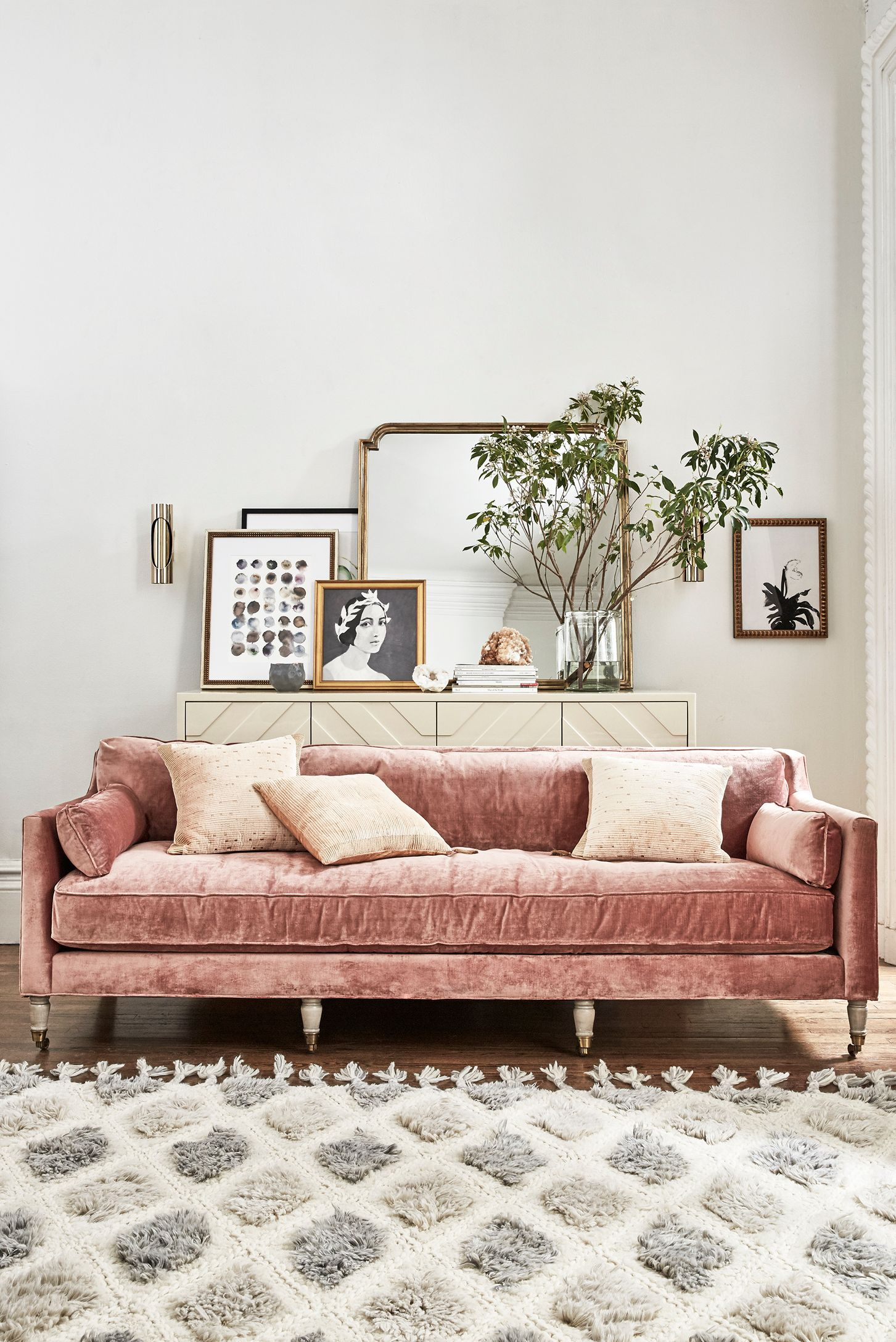 Anthropologie Living Room Style ~ qvitter.us