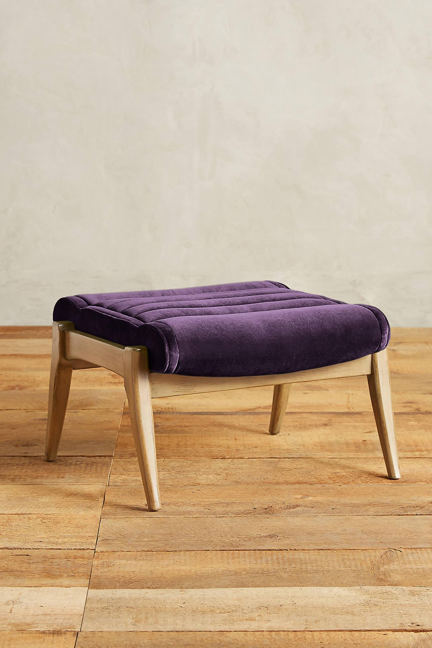Velvet Roadway Chair