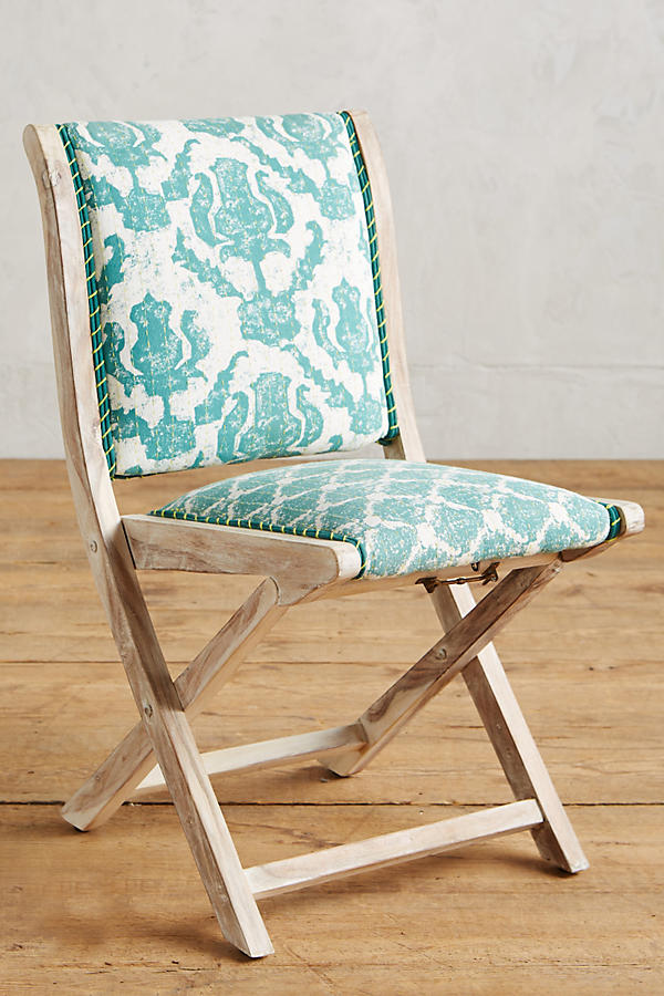 Terai Folding Chair Anthropologie