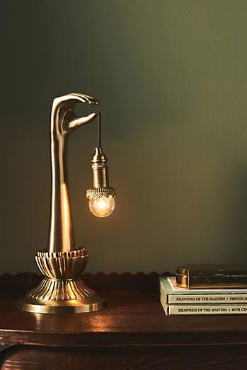 Unique Table Lamps Anthropologie