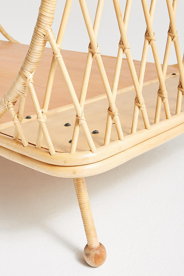 Slide View: 4: Pari Rattan Daybed