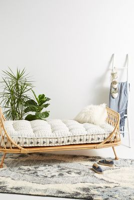 Pari Rattan Daybed : chaise loungers - Sectionals, Sofas & Couches